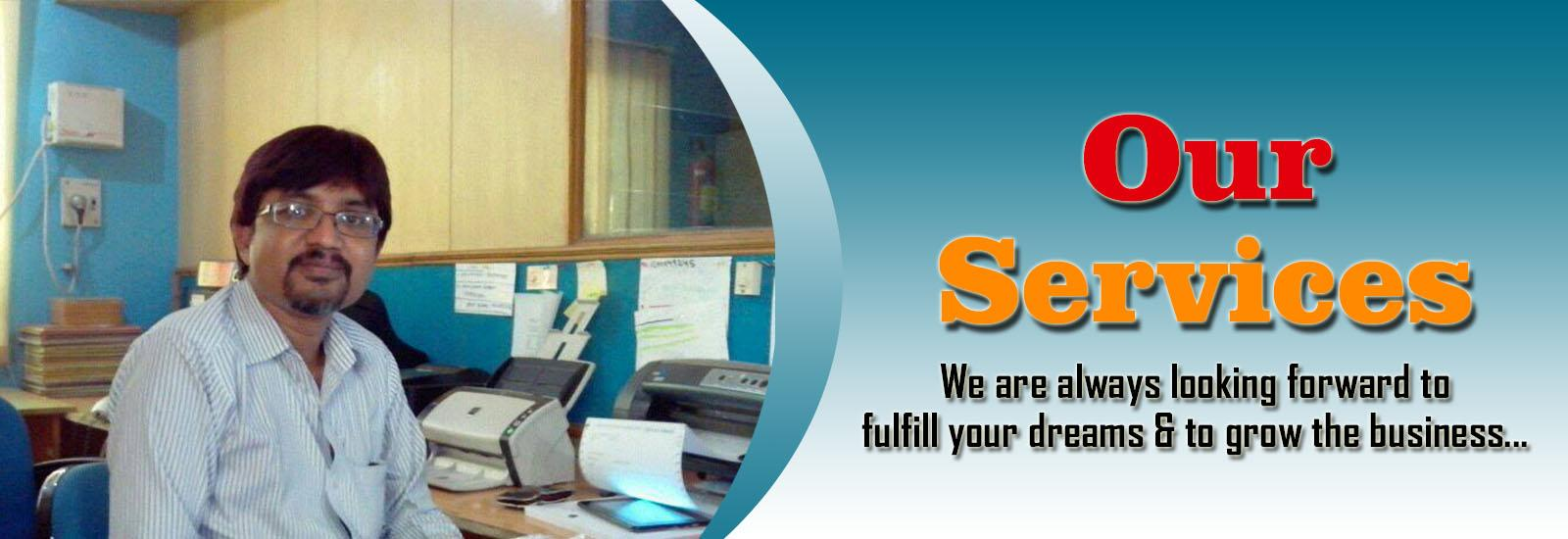 Our Services Banner