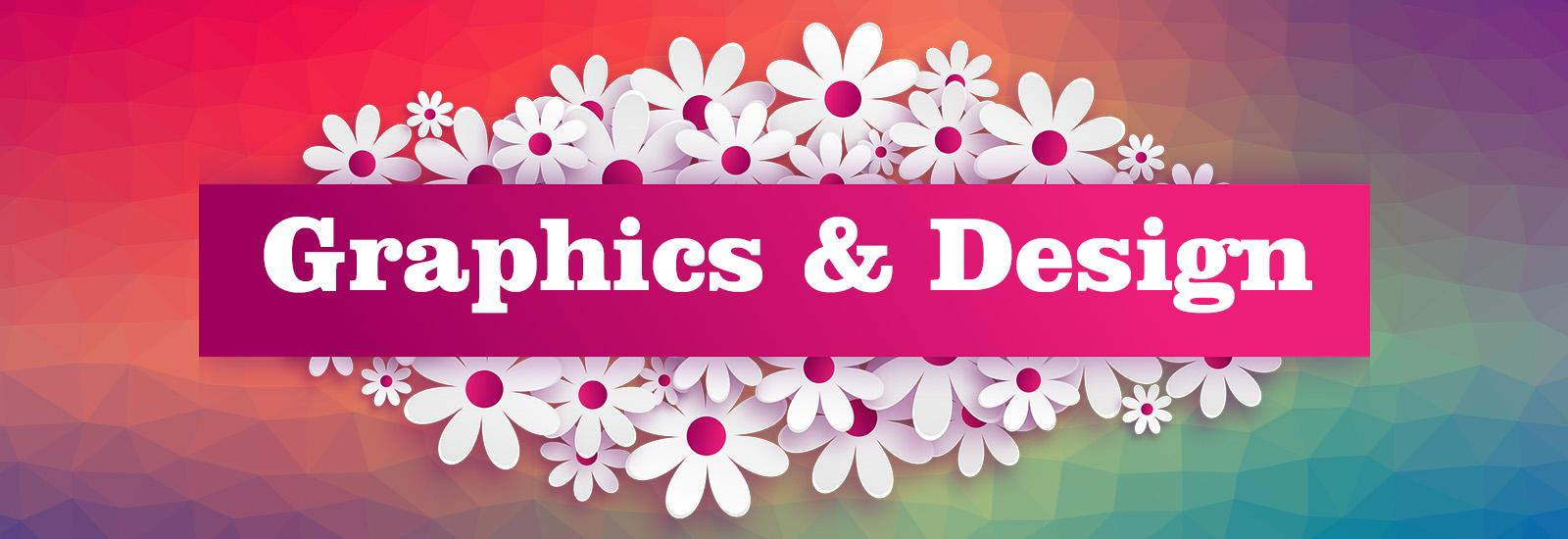 Graphics & Design Banner